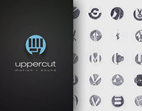 Uppercut Logo Design