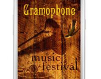 Gramophone Music Festival App