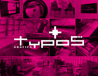 Gráfica Typos. Catálogo