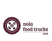 NolaFoodTrucks.com Web Design