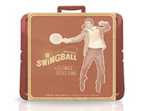 Swingball Office Edition - Direct Mailer