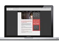 Good Design Conference Website