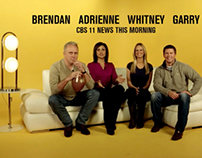 CBS AM Superbowl Promo