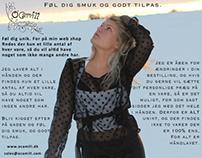 """Add for O´Camill - womens clothes - Magazine """"LIV"""" 2013"""