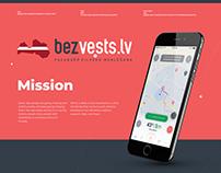 Bezvests App