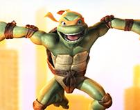 """TMNT """" Michelangelo"""""""