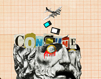 Consume Collage Series 9