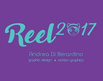 Reel 2017 - Andrea Di Berardino