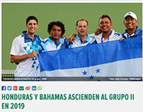 Cobertura Copa Davis 2018