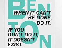 Benton Design
