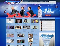 America Idol | America's Got Talent (Spec)