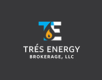 Trés Energy Brokerage LLC. Identity Mark