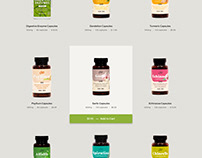 Complete Natural Products Redesign