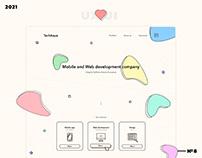 Website   UX/UI   Mobile/Web development company