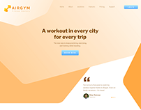 AirGym Homepage