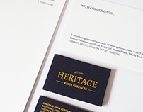 Heritage Resin Surfaces - Branding