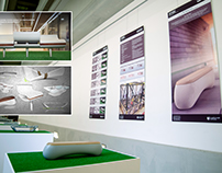 Concrete Printing Exhibition Video