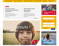 Boy Scouts of America, WLACC - redesign