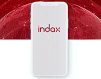 Indax mobile app Logo