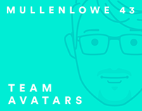 MullenLowe 43 - Team Avatars