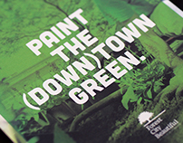 Paint the (Down)town Green.