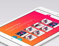 Web Design for SikkaSoftware