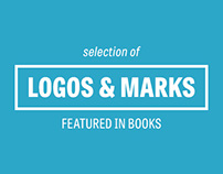 Selected Logos & Marks - featured in books
