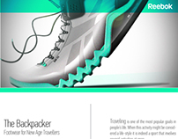 Reebok Backpacker // Footwear