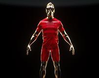 Soccer concept art