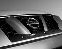 Nissan Xterra Photography