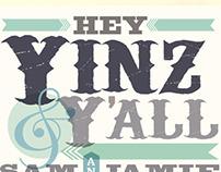 Yinz & Y'all