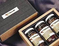 Gift Set for Herring in Olive Oil