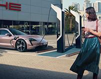 Porsche Taycan /// with Oliver Paffrath