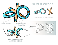 Baby Teethers Redesign