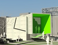 Architecture (Community Cultural Center)