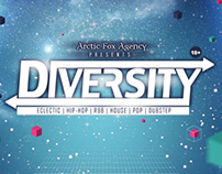 Diversity Logo/Artwork/Poster designs