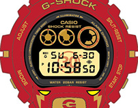 G-shock the world singapore