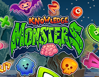 Knowledge Monsters Background art