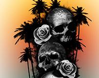 Caribbean skulls