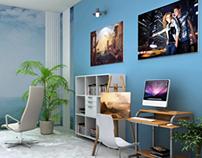 Dream Art Room
