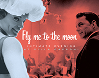 Come Fly With Me | Fundraising Campaign