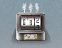 Steam Lock icon