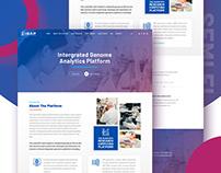[Website Design] Genome Analytics Platform