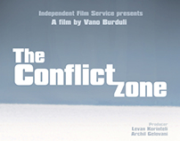 THE CONFLICT ZONE POSTER