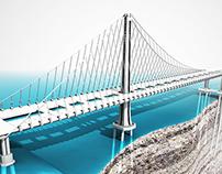San Francisco Bay Bridge - Popular Mechanics Magazine