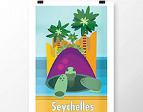 Illustration: Travel Poster