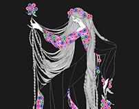 TOKYO FALL 2017 // Fashion illustration