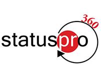 LOGO Re-Design for StatusPro360