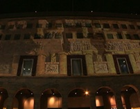 La Rinascente Projection Mapping