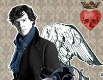 It's all about Sherlock Holmes. 2012